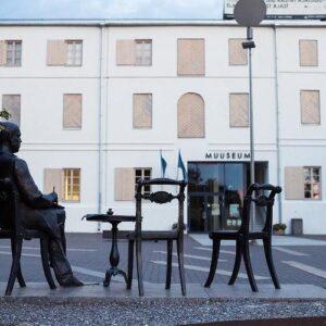 Pärnu muuseum on üks moodsaimatest ajaloomuuseumitest.